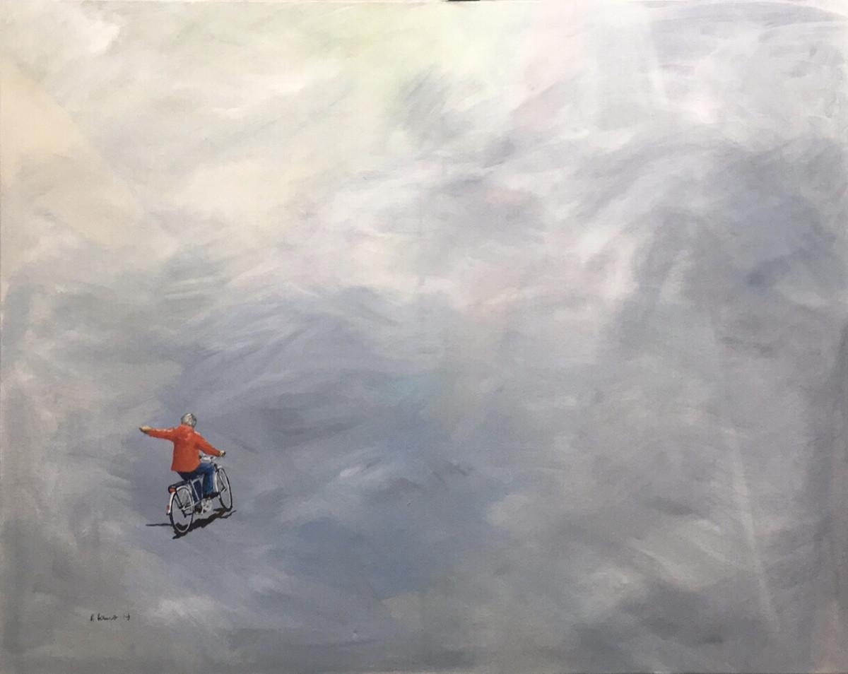 110 x 140, Öl auf Leinwand, 2019